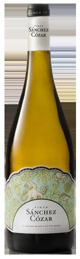 botella vino blanco